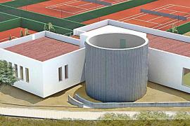 Calvià invierte 500.000 euros en un nuevo gimnasio municipal en Magaluf