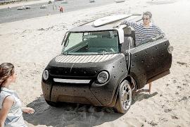 El Toyota ME.WE, nominado a los premios 'Designs of the Year 2014'