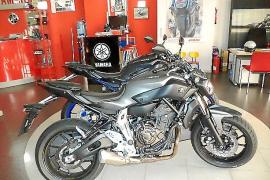 La Yamaha MT-07 2014, en Motos Salom