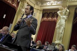 El PP impide al Parlament solicitar que no se indulte a Matas y luego culpa a la oposición