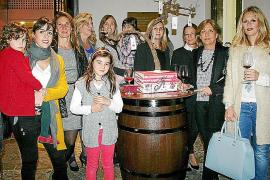 Presentación de vins Nadal en galería Pelaires