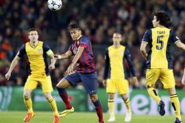 Un nuevo empate le da ventaja al Atlético de Madrid (1-1)