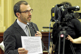 El PSIB propone a Bauzá un frente común ante la «deslealtad» de Montoro