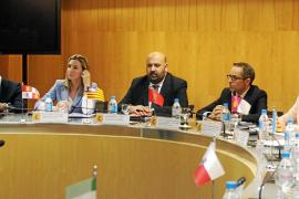 Jaime Martínez reitera al ministro Soria la oposición del Govern a las prospecciones