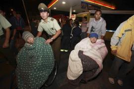 Aumenta a cinco la cifra de muertos por el terremoto en Chile