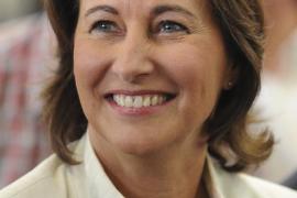 Valls incluye a Ségolène Royal en  su gobierno