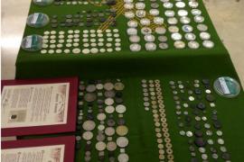 La Guardia Civil detiene a otra persona implicada  en el robo de monedas antiguas