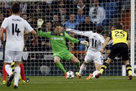 El Real Madrid completa la primera parte de la venganza (3-0)