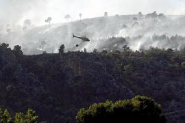 Fianza de 1,7 millones para el pirómano que provocó 24 fuegos en Mallorca y Menorca