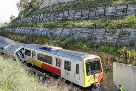 La jueza ve delitos de «imprudencia grave» por el accidente del tren en Sineu