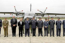 El SAR 'jubila' el Aviocar D.3B