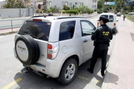 Cort recauda 900.000 € 'persiguiendo' a los conductores extranjeros multados en Palma