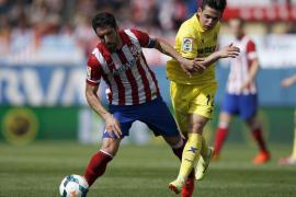 El Atlético aguanta el liderato con mucho sufrimiento