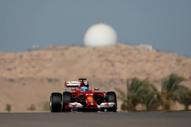 Alonso: «Tenemos que dar un paso adelante»