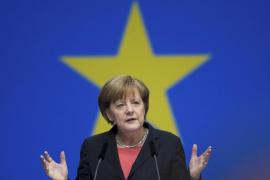 Merkel pide una UE «más justa»,sin el alto paro juvenil de los países del sur