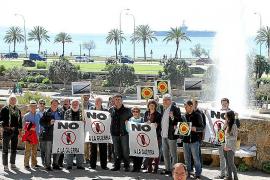 «En Balears, puertos de paz y sin energía nuclear»