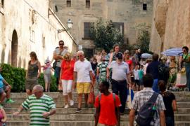 Balears aumentó un 74% su población en el día con más turistas de 2013