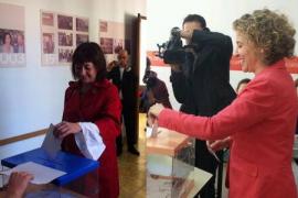 El PSIB elige hoy a su candidata autonómica en unas primarias que definirán el futuro del partido