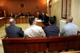 Cuatro guardias civiles niegan haber agredido a dos detenidos en Palmanova