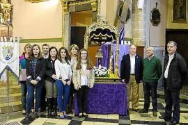La Juventud Antoniana estrena un nuevo paso