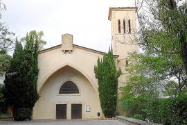 La iglesia de Cala Sant Vicenç lleva cerrada dos años por riesgo de derrumbe