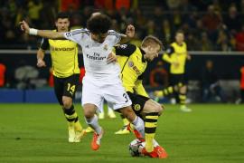 El Madrid pasa a semifinales 'por los pelos' (2-0)