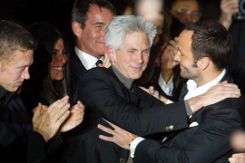 TOM FORD SE CASA EN SECRETO CON RICHARD BUCKLEY