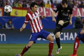 Una victoria formidable lanza al Atlético a semifinales (1-0)