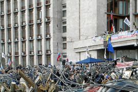 El Gobierno de Kiev da hasta el viernes para acabar con el conflicto en el este