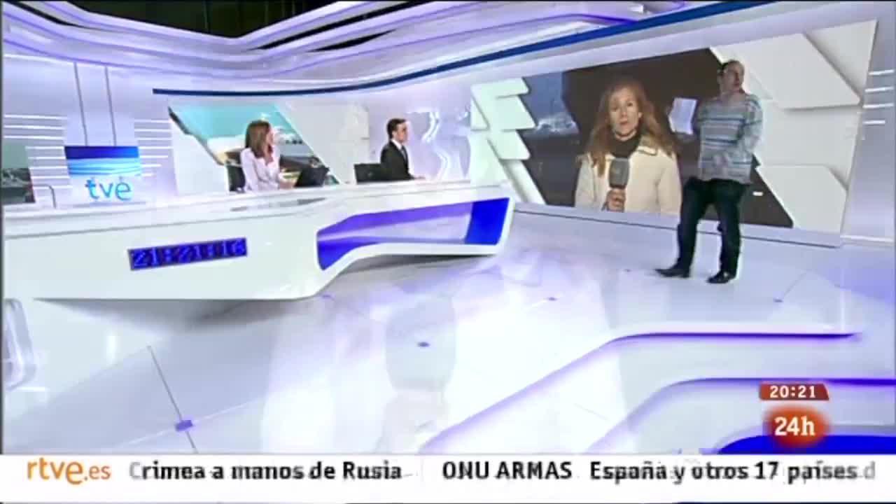 Detenido por falsas amenazas de bomba, una en Palma, el hombre que irrumpió en el telediario