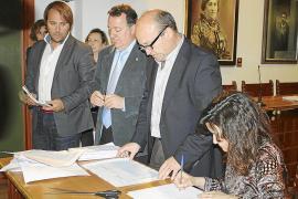 L'AJUNTAMENT ADJUDICA LES OBRES DE REFORMA DEL TEATRE A LA UTE DRAGADOS-COEXA PER 2,8 MILIONS D'EUROS