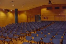 Espacio polivalente Sala Palmanova, en Calvià.