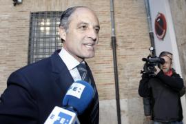Camps, citado de nuevo a declarar como testigo el próximo martes en Valencia