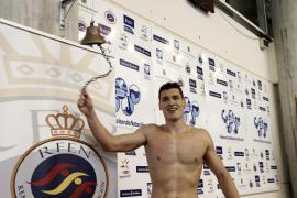 El mallorquín Marc Sánchez toma el relevo en la natación española