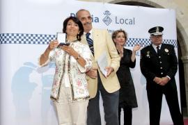 La Policía Local de Palma se viste de gala en su Diada