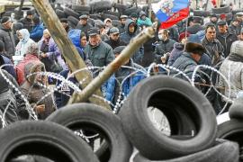 UE, EEUU, Rusia y Ucrania se reunirán el 17 de abril para poner fin a la crisis
