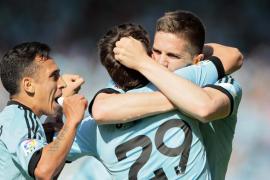 El Celta rescata un punto ante la Real Sociedad