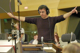 César Benito acompañará a la Chamber Film Orchestra en su debut en el Trui Teatre