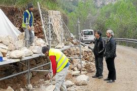 El Consell inicia la adjudicación de cinco obras en carreteras de Mallorca