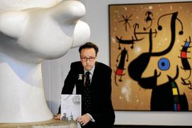 «Mi abuelo tenía la obligación de ser artista y coger el relevo de Picasso»