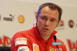 Stefano Domenicali dimite al frente de Ferrari