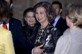 La versión más solidaria del 'Réquiem alemán' llena la Seu en presencia de la Reina