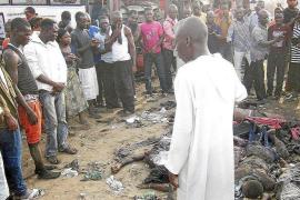 Al menos 71 muertos y 124 heridos en un atentado en la capital de Nigeria