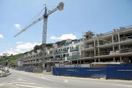 La construcción de viviendas en Balears remonta en 2014 tras cinco años de crisis