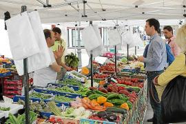 Cala d'Or estrena un mercado gastronómico destinado a mejorar la oferta turística