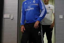 Ancelotti convoca a 20 jugadores sin Cristiano ni Marcelo
