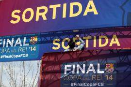 Barça y Madrid, listos para la fiesta del fútbol