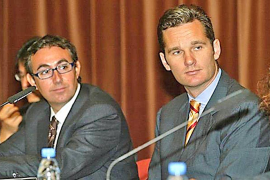 El exsocio de Urdangarin paga una multa de 113.898 euros a la Agencia Tributaria