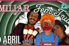 'Fem Trui!', un circo especial en el ciclo Teatro en Familia