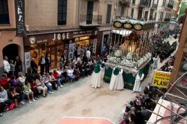 Trui no instalará sillas ni gradas en las procesiones de Palma